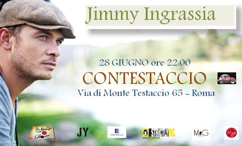 Jimmy Ingrassia Contestaccio