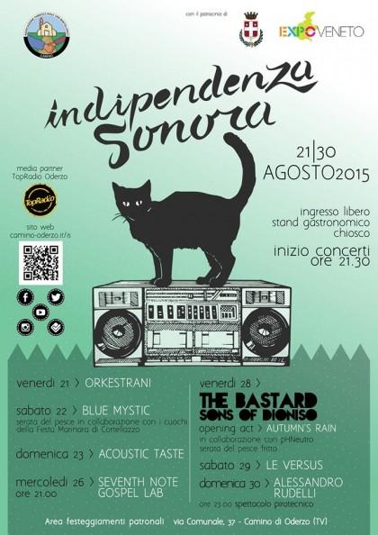 InDipendenza Sonora 2015