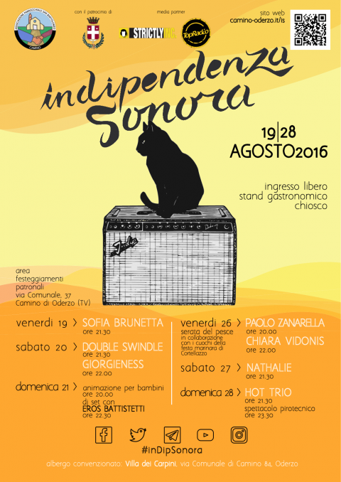 InDipendenza Sonora 2016