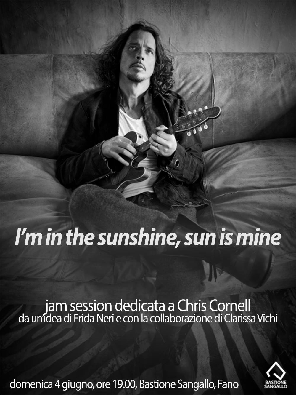 Chris Cornell - Jam Session a Fano