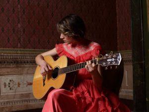 "Frida Neri in concerto a ""Impressioni d'Arte 2017"""