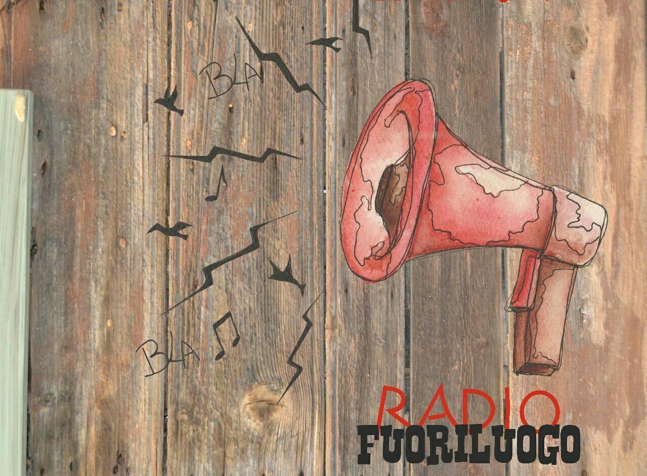 """Copertina CD """"Chi l'avrebbe detto mai!"""" - Radio Fuori Luogo"""