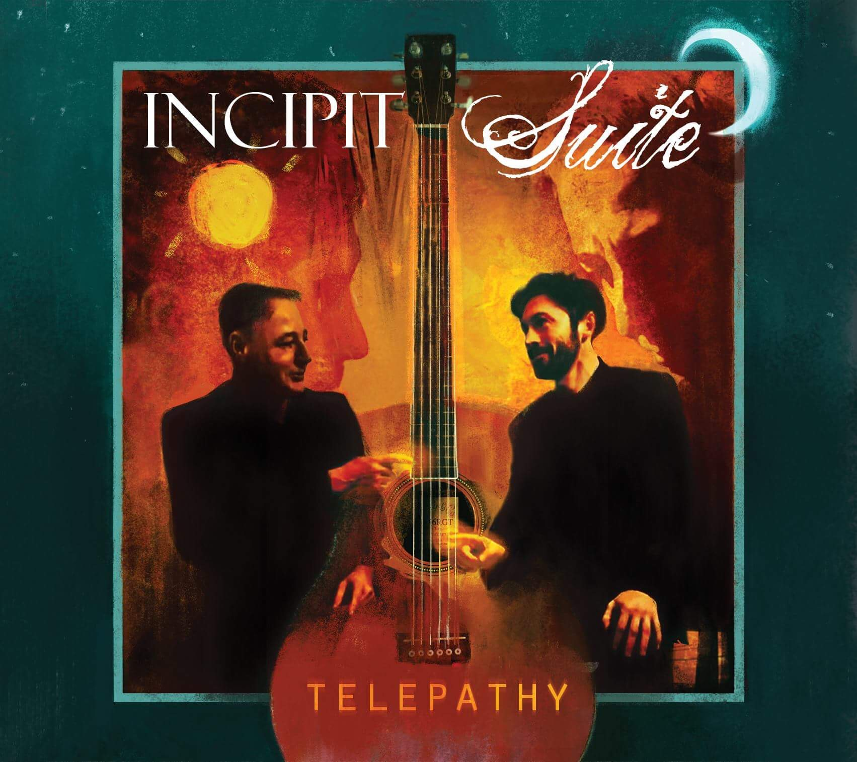 "Cover ""Telepathy"" - Lunik Studio"